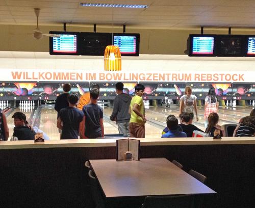 Rebstock Bowling